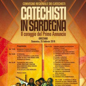 A Oristano il Convegno Regionale dei Catechisti 2018