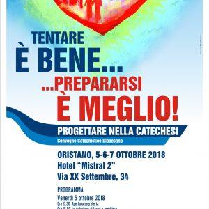 """Convegno Catechistico Diocesano: """"Tentare è bene, prepararsi è meglio"""" – progettare nella catechesi"""
