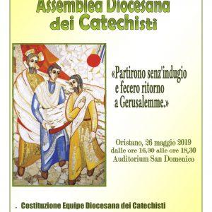 UCD: Assemblea Diocesana e appuntamenti formativi per i Catechisti