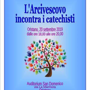 L'arcivescovo incontra i catechisti della diocesi