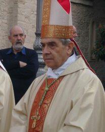 Gli auguri della Diocesi all'Arcivescovo emerito per l'89° compleanno