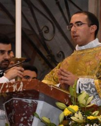 Ordinazione Presbiterale di don Alessandro Manunza