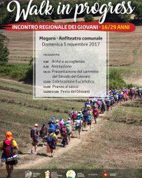 Domenica 5 novembre a Mogoro l'Incontro Regionale dei Giovani