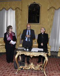 Firmato il Protocollo d'Intesa tra la Caritas Diocesana e la Procura della Repubblica