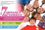 I sette giovani del Vangelo: weekend per adolescenti in cammino