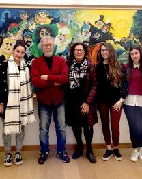 Oristano: i burattini di Antonio Marchi