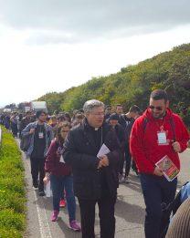 Walk in progress – celebrata la Giornata Interdiocesana dei Giovani