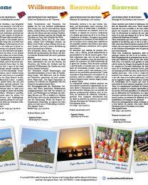 Messaggio dell'Arcivescovo ai turisti per l'estate 2018