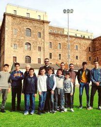 Seminario Arcivescovile: la nascita del Gruppo Samuel