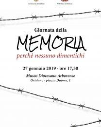 Giornata della Memoria, per non dimenticare