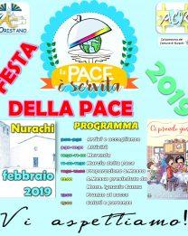 Domenica 3 febbraio a Nurachi la Festa della Pace dell'Azione Cattolica dei Ragazzi
