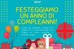 """La Caritas Arborense festeggia """"un anno di compleanni"""""""