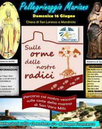 """""""Sulle orme delle nostre radici"""" – il 16 giugno il pellegrinaggio mariano promosso dall'Azione Cattolica Diocesana"""