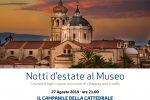 Notti d'estate al museo: martedì 27 agosto la visita al Campanile della Cattedrale e un laboratorio per bambini