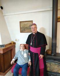Lettera di Mons. Arcivescovo a Mons. Michele Marotto in occasione del 100° genetliaco