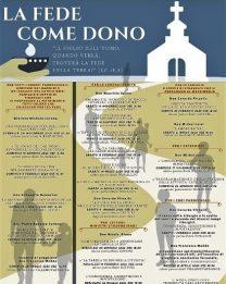 La fede come Dono. A gennaio importanti appuntamenti per la forania di Isili.