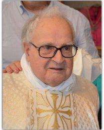 Lutto: è deceduto mons. Michele Marotto, decano del presbiterio arborense