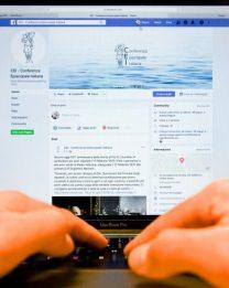 Cei: aperti i canali social istituzionali su Facebook, Twitter e Instagram