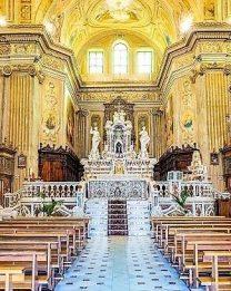 Mons. Carboni prende possesso canonico della diocesi di Ales-Terralba