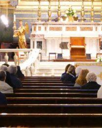 Le celebrazioni del fine settimana dell'Arcidiocesi