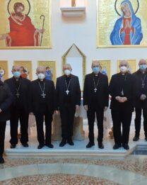 Conclusi gli esercizi spirituali dei vescovi sardi