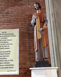 Per l'anno dedicato a San Giuseppe la nostra Arcidiocesi annovera due Chiese Giubilari